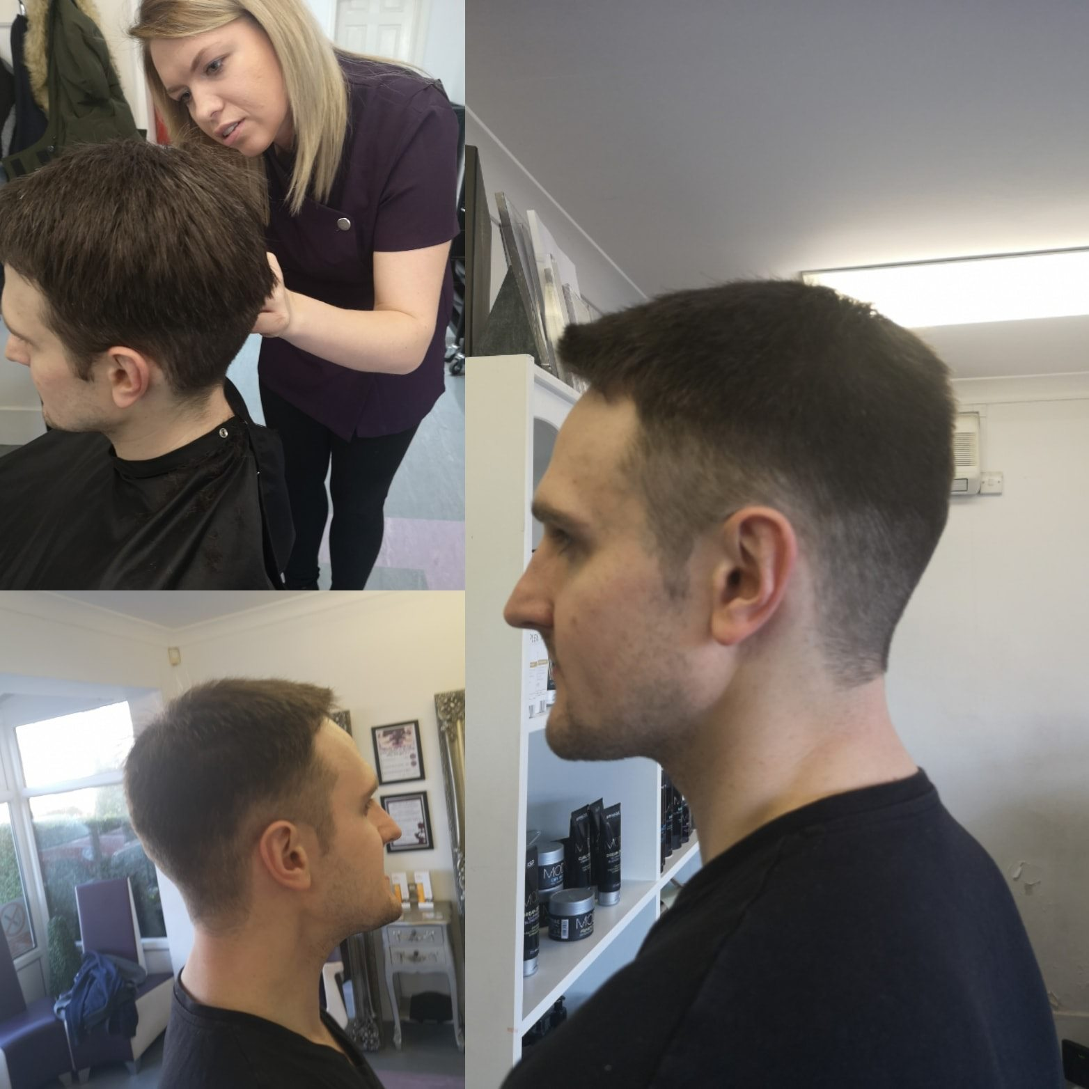 Men's Hairdressers in Peterborough