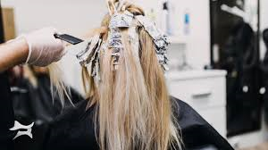 Why do Hairdressers use Foil?